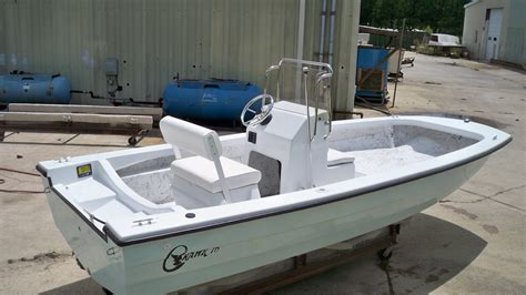 16 foot center console boat 16 center console chawk boats