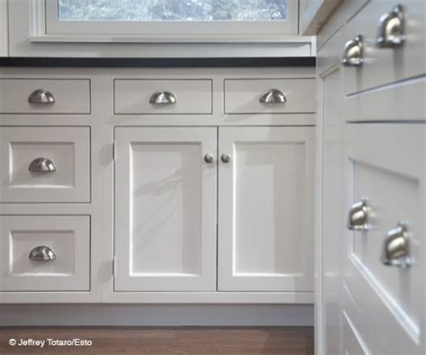 Kitchen Cabinet Pulls And Handles by Cabinet Hardware Cup Pulls On The Drawers Is A Must