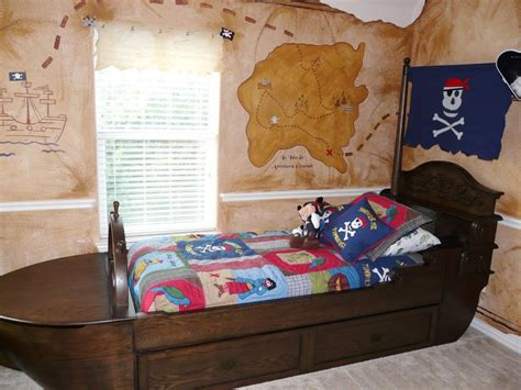 Pirate Room Decor Whimsical Bedrooms For Toddlers Hgtv