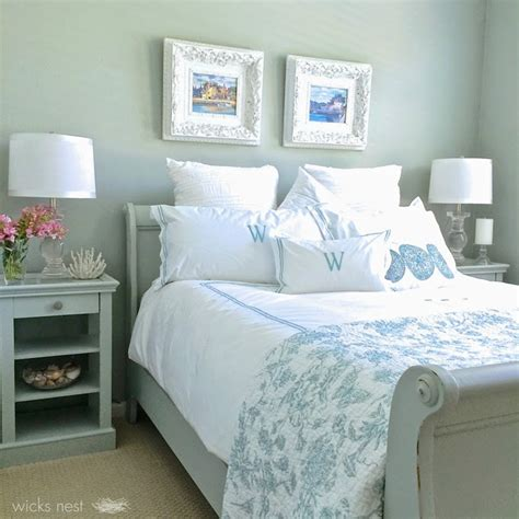 guest bedroom paint progress how to nest for less wicks nest house of turquoise