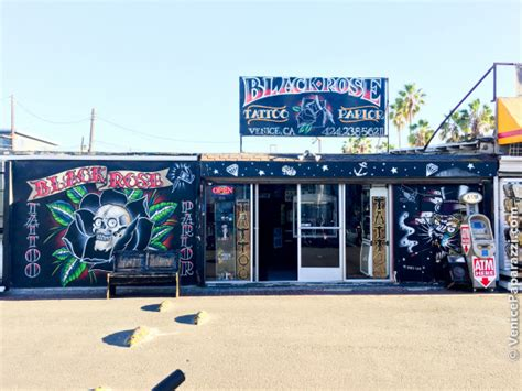 tattoo prices venice beach get a tattoo or piercing from black rose tattoo