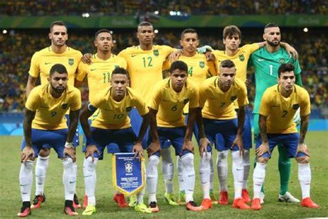 Brasil Jogos Brasil Vence Alemanha E Conquista Primeiro Ouro Ol 237 Mpico