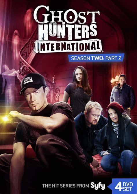 Kaos Ghost Hunters International 1 ghost hunters international dvd release date