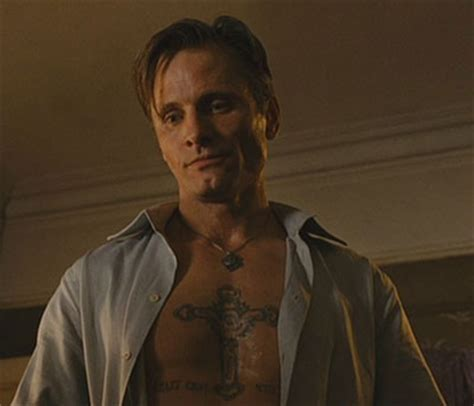 viggo mortensen tattoos viggo mortensen in eastern promises