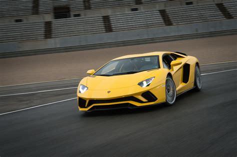 Lamborghini Drivers Drive 2017 Lamborghini Aventador S Automobile