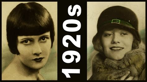 hair styles for teenages twenties for boys shocking 1920 s flappers what is beauty fashion hair