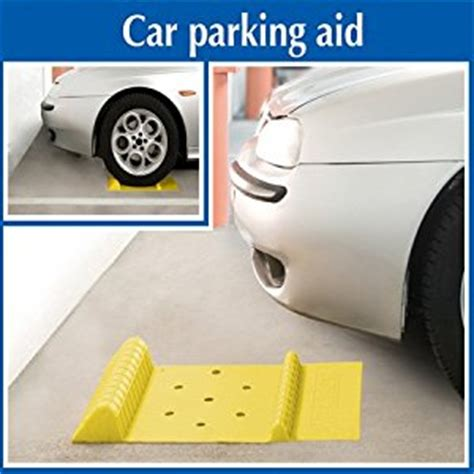 Garage Car Stopper by Parking Aid Stopper For Garage Stop Car Park Safe