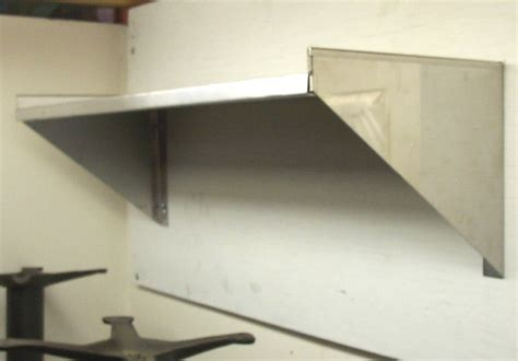 Commercial Shelf by Stainless Wall Shelves Commercial Wall Shelf Restaurant