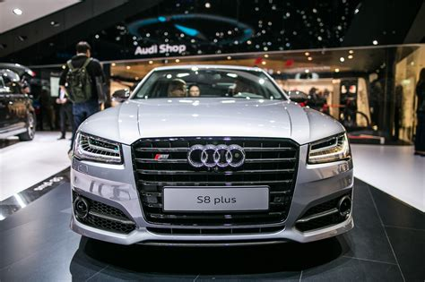 Audi S8 Price In India by 2016 Audi S8 Plus Unveiled With 605 Hp Bi Turbo V8
