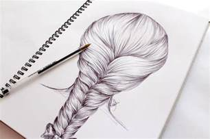 how to do doodle braids 17 best ideas about drawing hair braid on