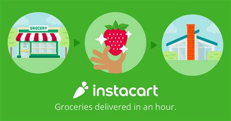 Instacart Gift Card - instacart same day grocery delivery in atlanta austin boston chicago denver los