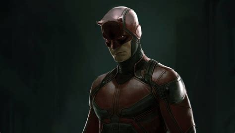 netflix black daredevil costume a look at concept art for the daredevil netflix series