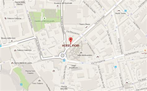 hotel fiori roma come arrivare informazioni utili meteo roma