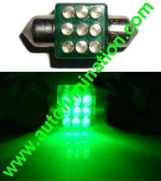 Lu Led Licons festoon dome courtesy license plate led bulbs lights