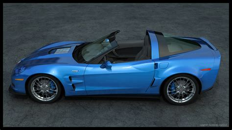 corvette zr1 blue blue corvette zr1 outdoors by dangeruss on deviantart