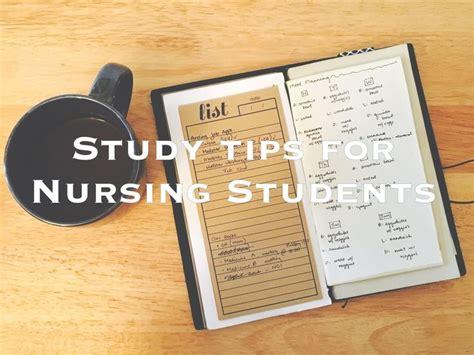 Nursing School Study Tips - best 25 nursing study tips ideas on
