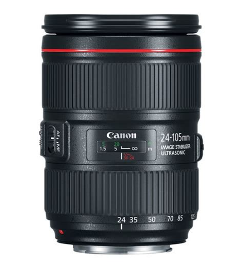 canon ef 24 105mm f 4 0l is ii usm