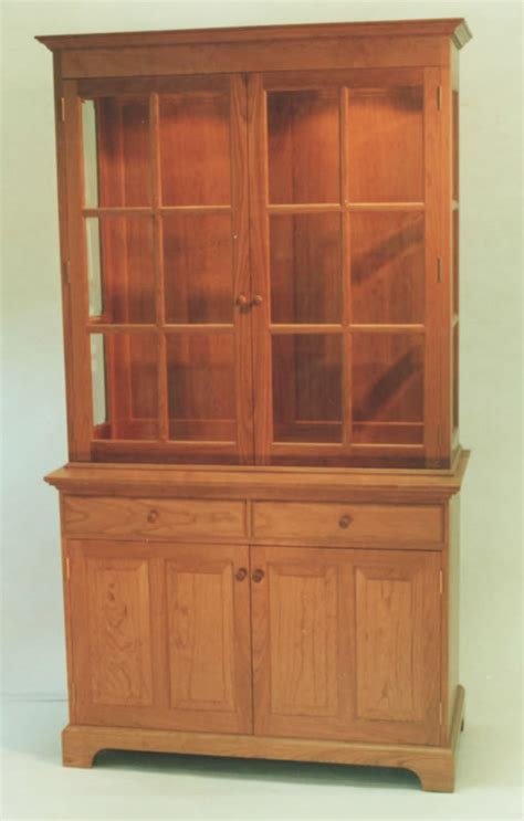 china cabinet guild  vermont furniture makers