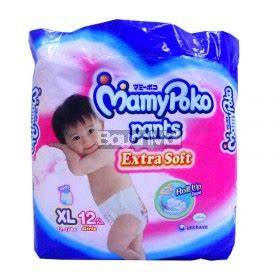 Mamy Poko Soft Xl 24 drypers weewee xl 38 s 12 17kg