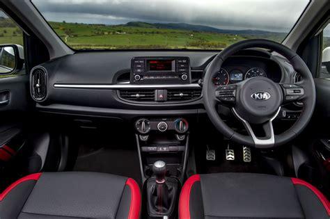 Interior Kia Picanto 2017 Kia Picanto Review Carwitter