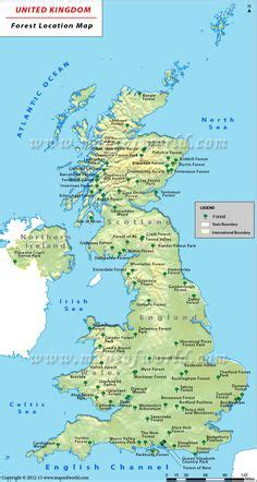 united kingdom map with mountains uk islands map showing all the islands located in