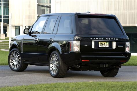 how make cars 2009 land rover range rover electronic toll collection 2009 range rover model year specifications and details range rover models venue cars