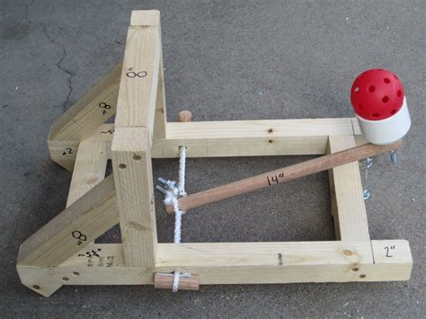 diy construction projects catapault for project build a catapult
