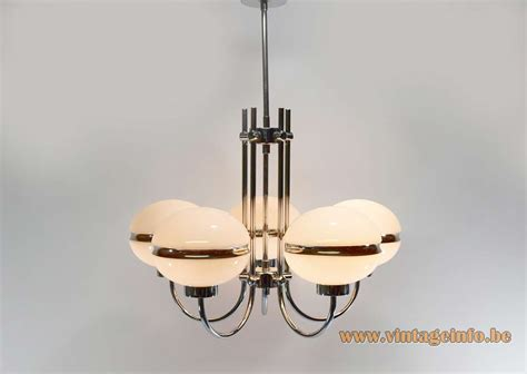 Glass Globes For Chandeliers Chromed Glass Globes Chandelier Vintage Info All About Vintage Lighting