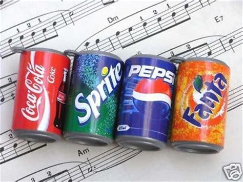 Lu Dinding Hello Wing Fanta xparm new coke pepsi fanta sprite soda pop can charms mini
