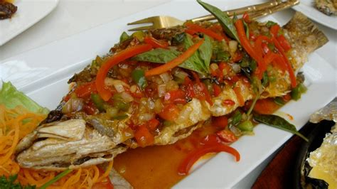 new year whole fish recipe new year delight whole fish with sweet and sour