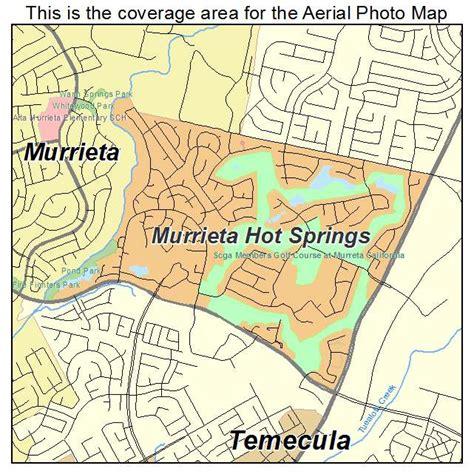 murrieta ca map aerial photography map of murrieta springs ca california