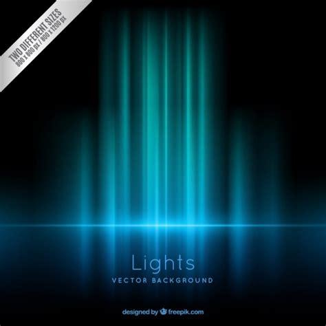 light s blue lights background vector free