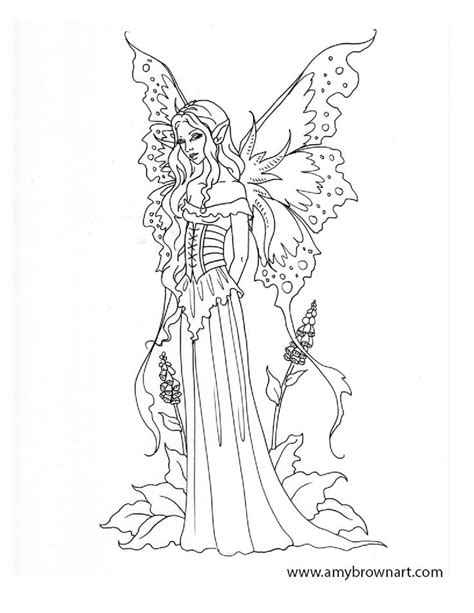coloring pages for adults of fairies 247 best coloring pages fairies images on