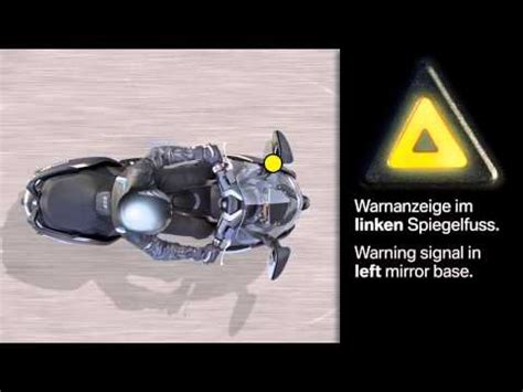 Bmw Motorrad Equipment Price List by How The Bmw Motorrad Side View Assist Works In The New