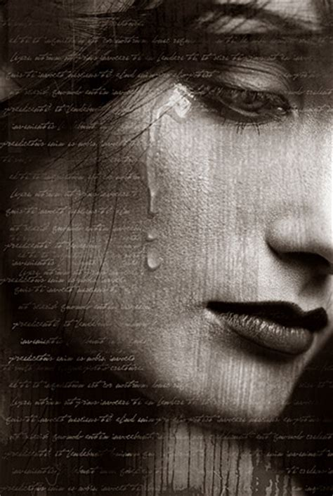 To Shed Tears by Essences When Your Is Broken Open