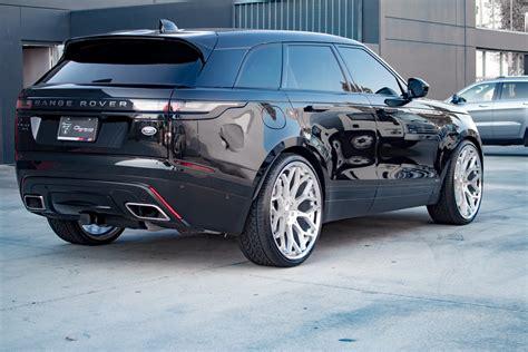 land rover velar custom range rover velar noveff 5 giovanna luxury wheels