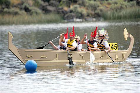 cardboard boat regatta names 2nd annual cardboard boat regatta 187 southern idaho living
