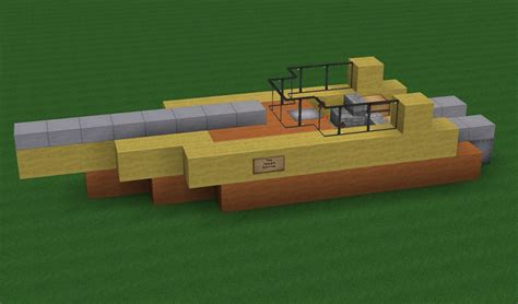 how to make a speed boat in minecraft pocket edition build speed boat minecraft boat plans download