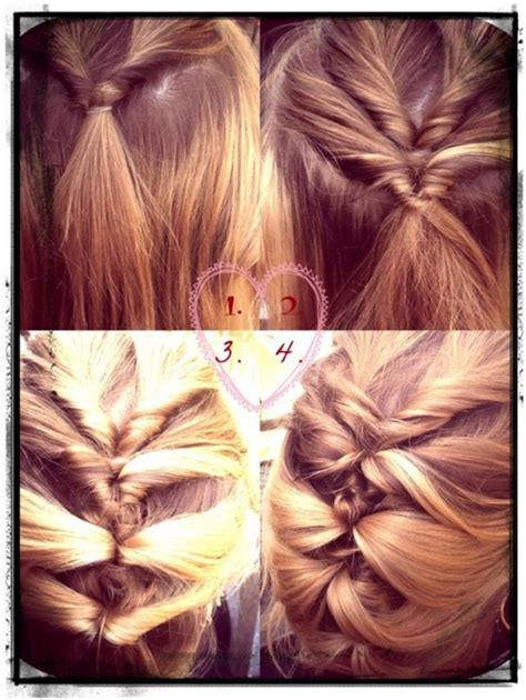 cute diy hairstyles easy 10 ways to make cute everyday hairstyles long hair