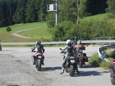 Motorrad Wald motorradtouren bayerischer wald