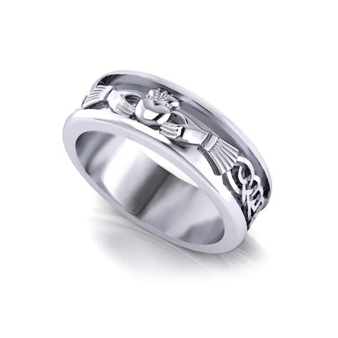 s claddagh wedding ring jewelry designs