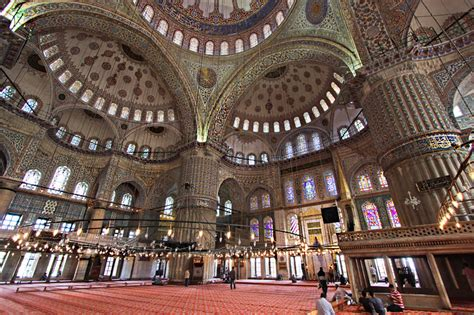Blue Mosque Interior Photos by Photo Interior Of Blue Mosque In Istanbul