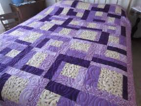 crafty sewing quilting the easy to sew quilt pattern