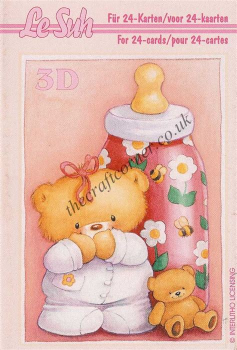 Decoupage Books - baby birth mini 3d decoupage book from le suh