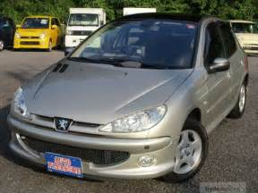 Used Cars Peugeot 206 Used Peugeot 206 2006 For Sale Stock Japanese Used