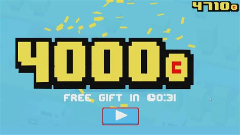 How Do I Get The Rare Crossy Road Characters | crossy road cheat free prize 4000 coins instantly no