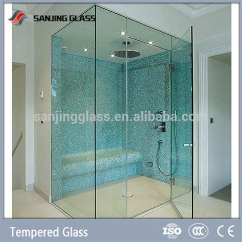Tempered Shower Glass Panels Standard Sizes Buy Shower Standard Glass Shower Door Size