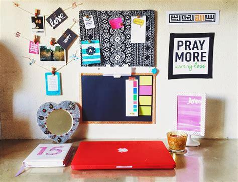 diy desk decor an everyday affair