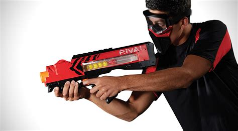 The New Rival w bad photoshop or new rival blaster nerf