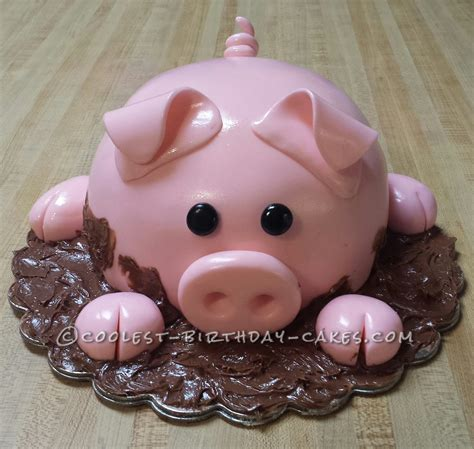 coolest pig cake birthday cakes website and cake